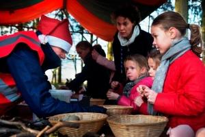 Kersthutten-bouwen-Meerhoven